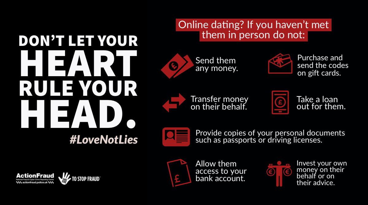 advice on avoiding romance fraud
