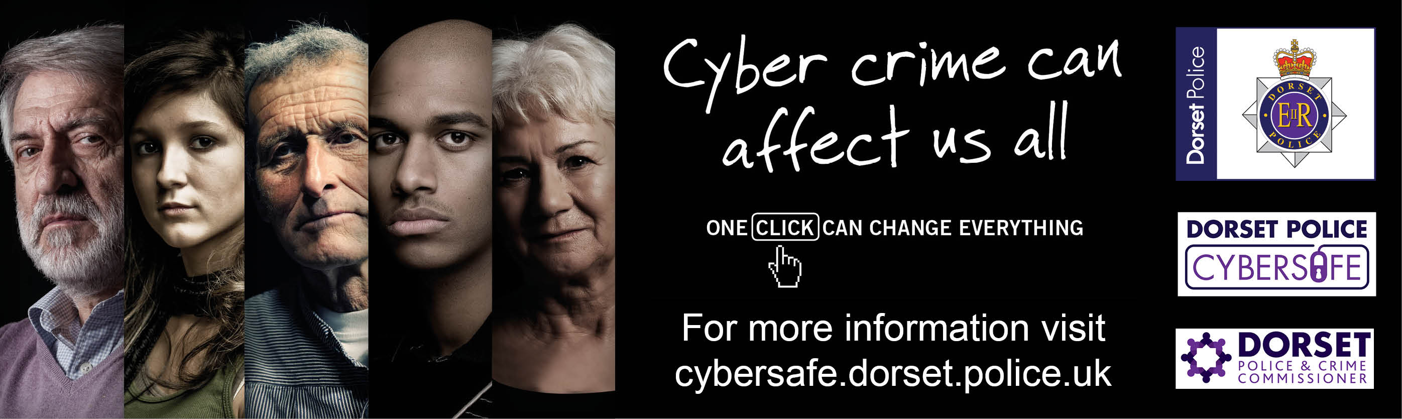 Cyber Crime - One click can change everything