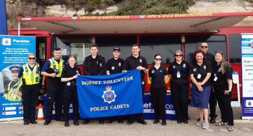 Dorset Police Cadets