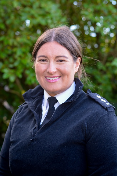 Chief Inspector Julie Howe